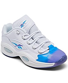 Men's Question Low Basketball Sneakers from Finish Line