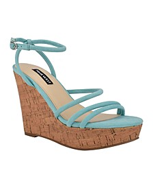 Women's Havi Barely There Espadrille Wedges