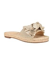 Women's Bow Slide Sandals