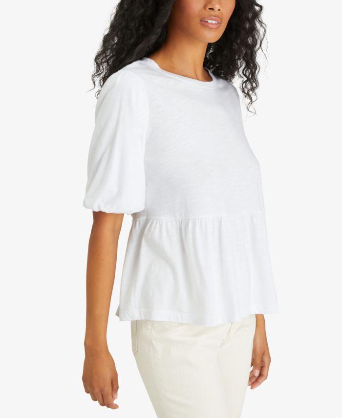 Sanctuary Ava Babydoll T-Shirt & Reviews - Tops - Women - Macy's