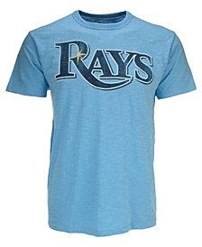 '47 Brand Men's Tampa Bay Rays Scrum Wordmark T-Shirt