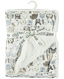 Baby Boys Printed Blanket