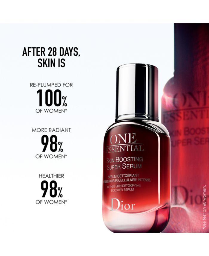 Dior One Essential Skin Boosting Super Serum, 1 oz. & Reviews - Skin Care - Beauty - Macy's