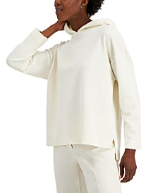 Modern Lounge Hooded Top, Created for Macy's