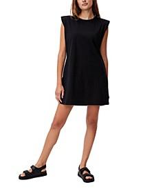Women's Lew Muscle Tank Mini Dress