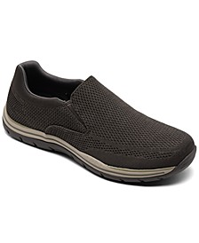 Men's Relaxed Fit: Expected - Gomel Slip-On Casual Loafer Sneakers from Finish Line