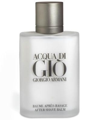 Acqua di Giò Pour Homme Aftershave Balm, 3.4 oz.