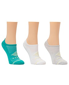 Sport Women's 3-Pk. No-Show Socks