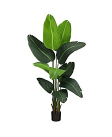 5' Travelers Palm Artificial Tree