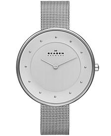 Women's Gitte Stainless Steel Mesh Bracelet Watch 38mm SKW2140