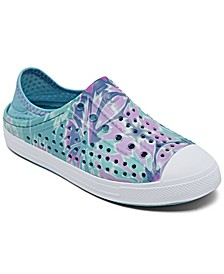 Little Girls Foamies - Guzman Steps - Color Hype Slip-On Casual Sneakers from Finish Line