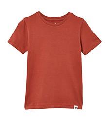 Big Girls Core Shorts Sleeve T-shirt