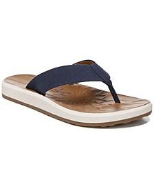 Sunny Slip-On Thong Sandals