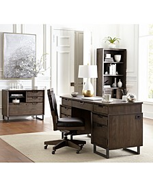 Gidian Home Office 2- Pc. Set (Executive Desk, Office Chair)
