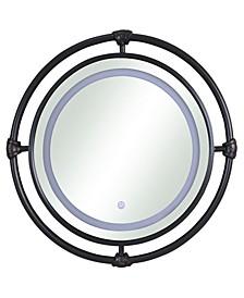 Kleman Round Wall Mirror