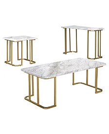 Soteriou 3-Piece Coffee Table Set