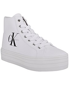 Women's Bailee Lace-Up High-Top Sneakers