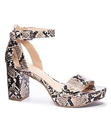 Women's Go On Platform Dress Sandals