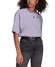 Women's Cotton Trefoil T-Shirt