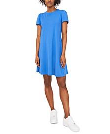 Puff-Sleeve Dress, Created for Macy's