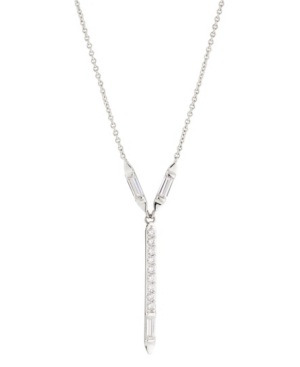 """Small Y Necklace 16"""" + 2"""" Extender"""