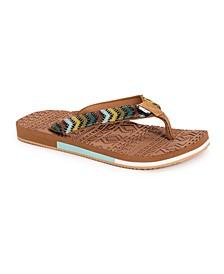 Women's Sand Dune Flip Flop Sandals