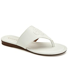 Olympiaa Flat Sandals, Created for Macy's