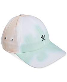 Women's Cotton Logo-Front Baseball Cap