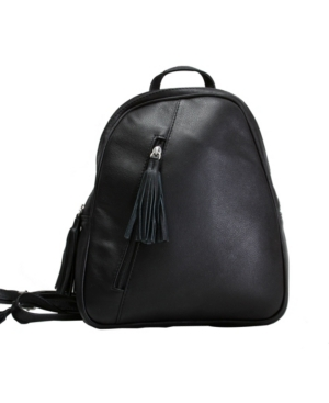 Nola Leather Backpack