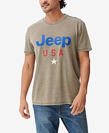 Men's Jeep USA Tee