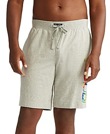 Men's Knit Sleep Shorts