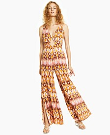 Printed Jumpsuit, Created for Macy's