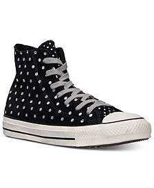Women's Chuck Taylor High Top Casual Sneakers from Finish Line