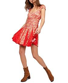Ponderosa Mini Dress