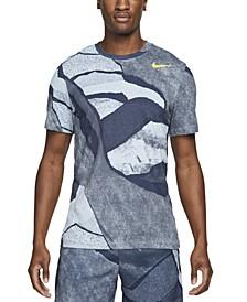 Men's Printed Training T-Shirt