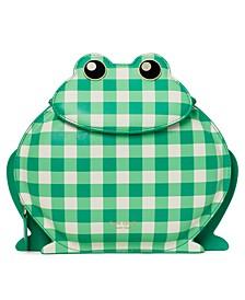 Hoppkins Frog Leather Crossbody