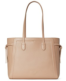 Knott Large Leather Tote