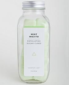 Mint Mojito Exfoliating Sugar Cubes, 9.5-oz.