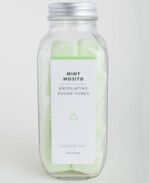 Harper + Ari Mint Mojito Exfoliating Sugar Cubes