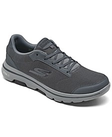 Men's GOwalk 5 - Demitasse Walking Sneakers from Finish Line