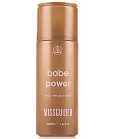 Babe Power Body Mist, 7.4-oz.