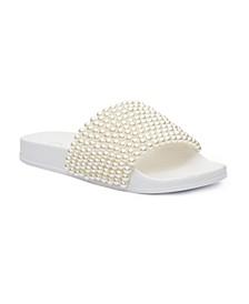 Women's Saycie Pool Slide Sandals