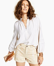 INC Poet Blouse, Created for Macy's