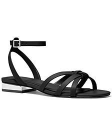 Brinkley Ankle-Strap Sandals