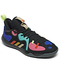 Men's Harden Stepback 2 Basketball Sneakers from Finish Line