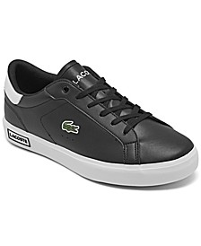 Big Boys Powercourt Casual Sneakers from Finish Line