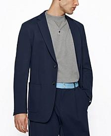 BOSS x Russell Athletic Men's Logo Regular-Fit Jacket