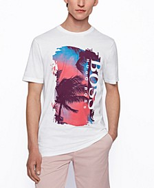 BOSS Men's Crewneck T-Shirt