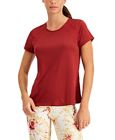 Perforated Crewneck T-Shirt, Created for Macy's