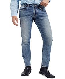 Men's Slim Tapered Jeans